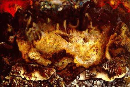 Prometheus Bound - Siqueiros